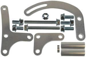 ICT BILLET #551360 SBC Power Steering Brack et Pump Bracket