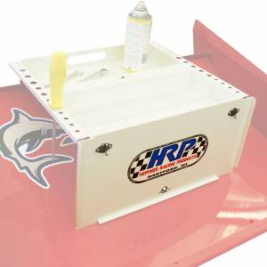 HEPFNER RACING PRODUCTS #HRP6009-WHT Nose Wing Tray White
