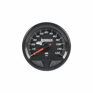 LONGACRE #52-46743 Waterproof SMI Fuel Pressure Gauge 0-100psi