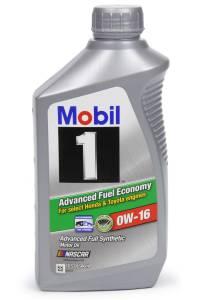 MOBIL 1 #MOB124321-1 Mobil 1 Synthetic Oil 0w16 1 Quart