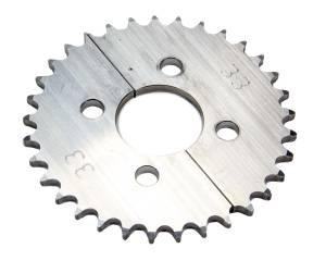 TANNER #75333 QM Axle Sprocket 33t