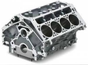 GM PERFORMANCE PARTS #12673476 Alm Engine Block - Bare 6.2L LSA