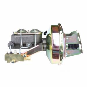 LEED BRAKES #3Q1A1 9in Brake Booster Zinc 1-1/8in Bore MC