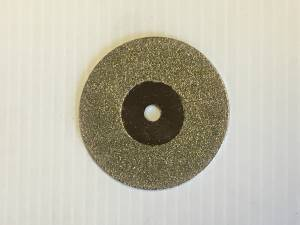CAR SHOP INC # Piston Ring Gapping Replacement Disc For Ring File