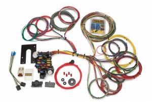 28 Circuit Harness For PU&4x4 Non-GM Keyed Stee