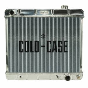 COLD CASE RADIATORS #GMT555A 63-66 Chevy/GMC Pickup Radiator AT