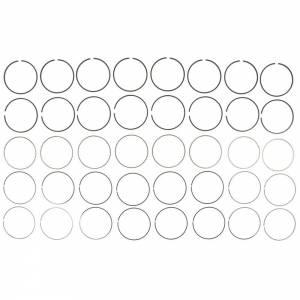 MICHIGAN 77 #41859CP Moly Piston Ring Set 3.780 Bore