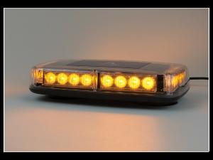 ARC LIGHTING #6001A 12in LED Emergency Strobe Light Bar Amber