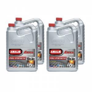 AMALIE #160-65797-36 Elixir Full Synthetic De xos2 5w40 Oil Cs 4x1 Gal