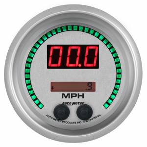 AUTO METER #6789-UL 3-3/8 Speedometer 260mph Elite Digital UL Series