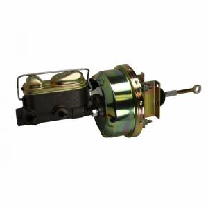 LEED BRAKES #5H4 7in Brake Booster Zinc 1in Bore Master Cylinder
