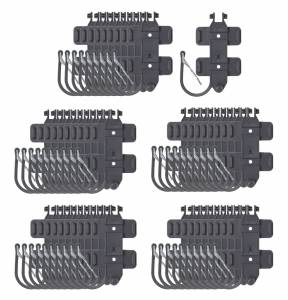 MYLAPS SPORTS TIMING #40R412CC X2 Transponder Holder 50 Pack