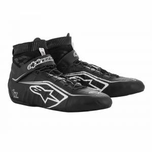 ALPINESTARS USA #2715120-1219-8 Tech 1-Z Shoe Size 8 Black / White