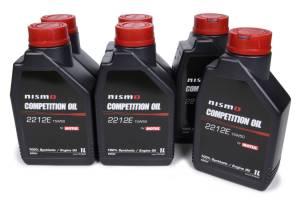 MOTUL USA #102500 Nismo Competition Oil 15w50 Case 6 x 1 Liter