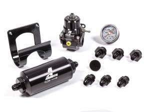 AEROMOTIVE #17352 Stealth EFI TB Fuel System Kit