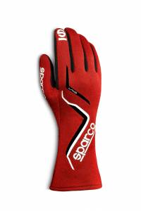 SPARCO #00135708RS Glove Land X-Small Red