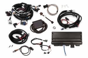 HOLLEY #550-920 Terminator X-Max MPFI System w/Trans Control