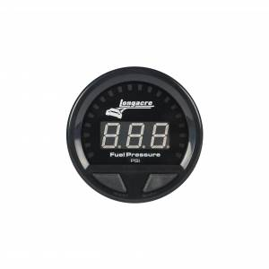 LONGACRE #52-46858 Waterproof LED Fuel Pressure Gauge 0-15psi