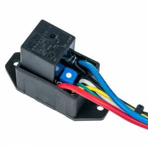FLEX-A-LITE #121280 Electric Fan Controller w /Relay Push-In Probe