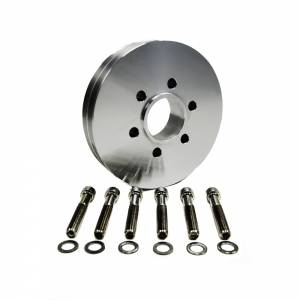 THE BLOWER SHOP #4212 1V  Accessory Pulley/ Crank Hub