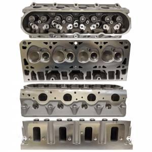 ENGINEQUEST #EQ-CH364CA GM LS 6.0L/6.2L Cylinder Head 69cc Rect. Port