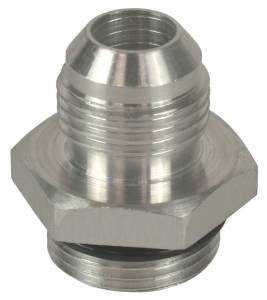 DERALE #59108 Aluminum Fitting -8AN x 5/18-18 O-ring
