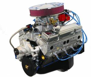 BLUEPRINT ENGINES #BP38313CTC1D SBC 383 Crate Engine Fulley Dressed