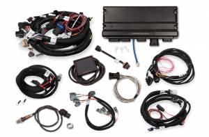 HOLLEY #550-934 Terminator X Max MPFI Kit w/LS1/LS6 DBW