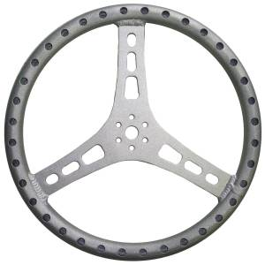 TRIPLE X RACE COMPONENTS #ST-0002 Steering Wheel 15in dia 1-1/4in Tube