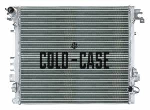 COLD CASE RADIATORS #MOJ996 18-20 Jeep Wrangler JL Radiator