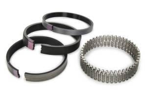 MICHIGAN 77 #40564CP.040 Piston Ring Set 4.040 Moly 5/64 5/64 3/16