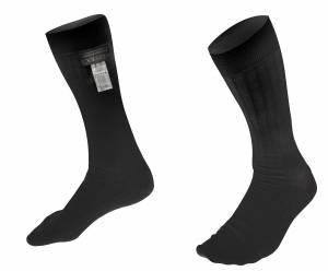 ALPINESTARS USA #4704020-10-M Race Socks V3 Black Medium