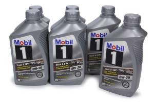 MOBIL 1 #124571 Mobil 1 Truck & SUV Oil 0w20 Case 6x1 Quart