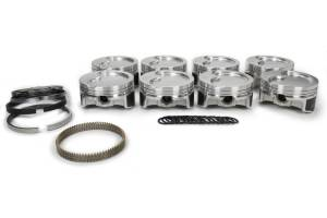 WISECO #K456X3 LS Dished Piston & Ring Set 4.030 Bore -20cc
