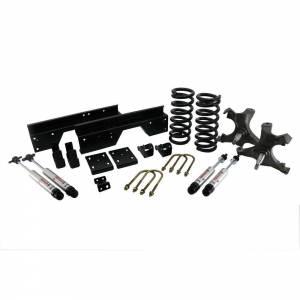 RIDETECH #11370110 StreetGrip Suspension Sy stem 88-98 GM P/U C1500