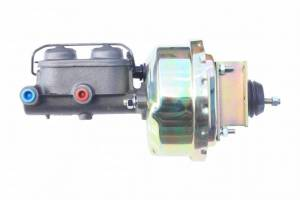 LEED BRAKES #5H8 7 in Power Booster 1in Bore Master Cylinder