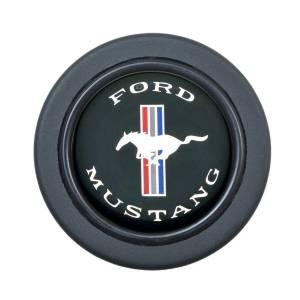 GT Performance #21-1625 Euro Horn Button Mustang