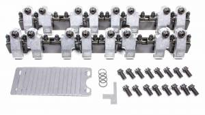 T AND D MACHINE #2300-160/160 SBC Shaft Rocker Arm Kit - 1.6/1.6 Ratio