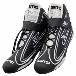 ZAMP #RS003C0106 Shoe ZR-50 Black Size 6 SFI 3.3/5