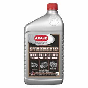 AMALIE #AMA62896-56 Synthetic Dual Clutch Fluid Case 1 Qt.