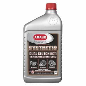 AMALIE #AMA62896-56 Synthetic Dual Clutch Fluid Case 1 Qt.