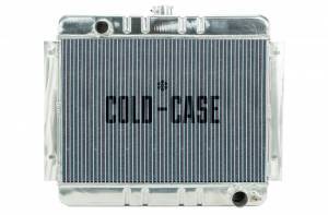 COLD CASE RADIATORS #CHN540 62-67 Chevy Nova Radiato r MT