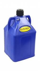 FLO-FAST #15502 Blue Utility Jug 15Gal