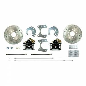 RIGHT STUFF DETAILING #ZDCRD03 Rear Disc Brake Conversion Kit
