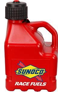 SUNOCO RACE JUGS #R3100RD Red Sunoco 3 Gallon Utility Jug