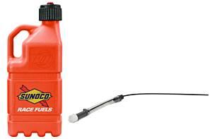 SUNOCO RACE JUGS #R7200ORHose Orange Sunoco Race Jug Gen 2 w/ Filler Hose * Special Deal Call 1-800-603-4359 For Best Price