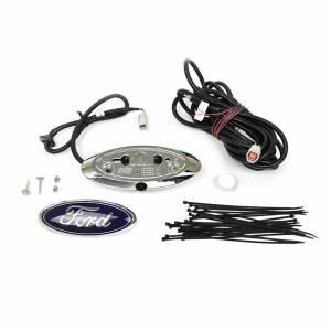 BRANDMOTION #1008-6509 09-   Ford Oval Emblem OEM Camera System