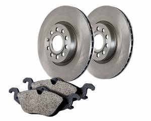 CENTRIC BRAKE PARTS #905.6101 Select Axle Pack 4 Wheel