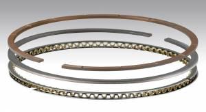 TOTAL SEAL #CR9190GP-35 GP Piston Ring Set 4.285 Bore 1/16 1/16 3/16