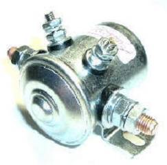 FASTRONIX SOLUTIONS #201-100 CONTINUOUS DUTY SOLENOID 12V 85A 5/16 STUDS